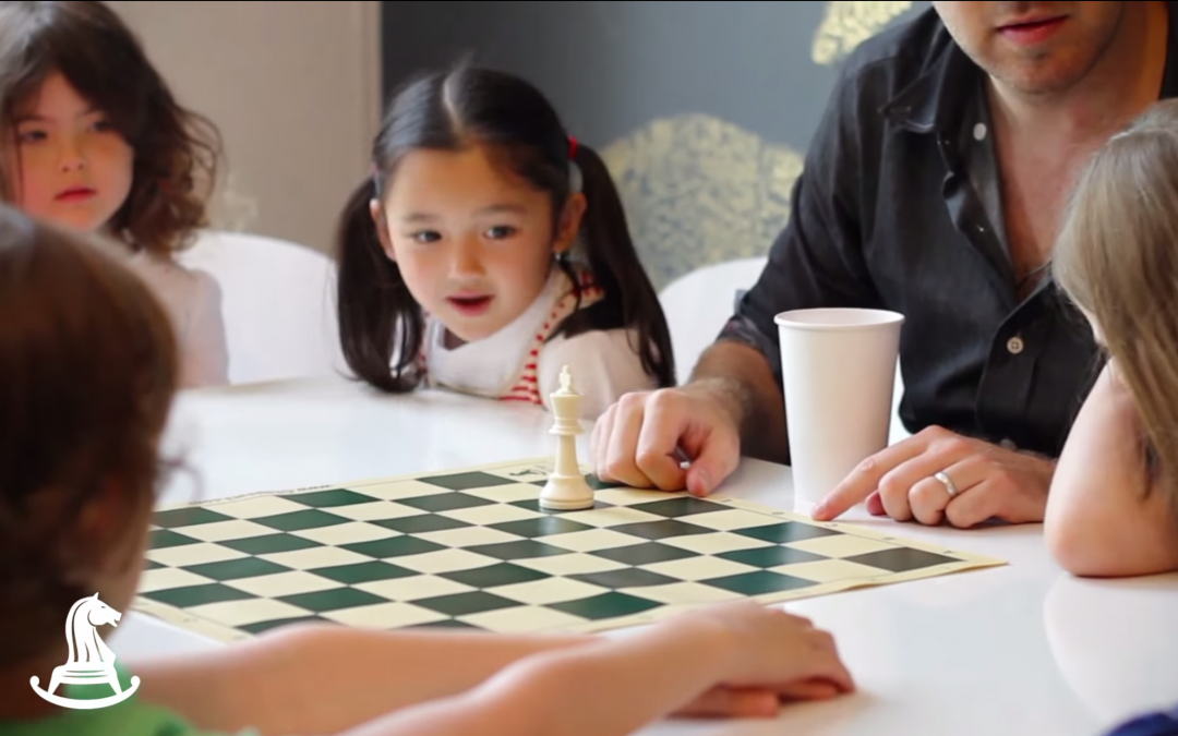 Chess At Three Helps Children Succeed