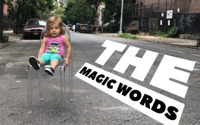 Talking Better with Our Kids- Pt 2. The Magic Words