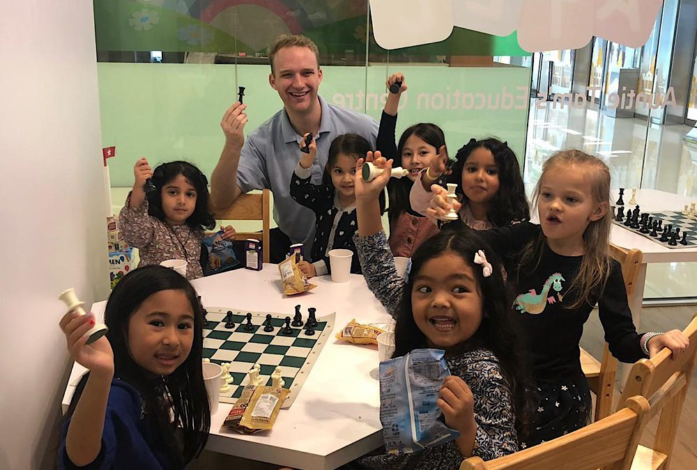 New Stars Program Available at UES Chess Club