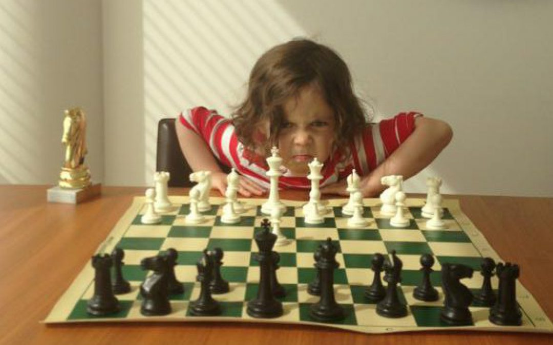 Why do you like Chess? Our favorite answer from a child.
