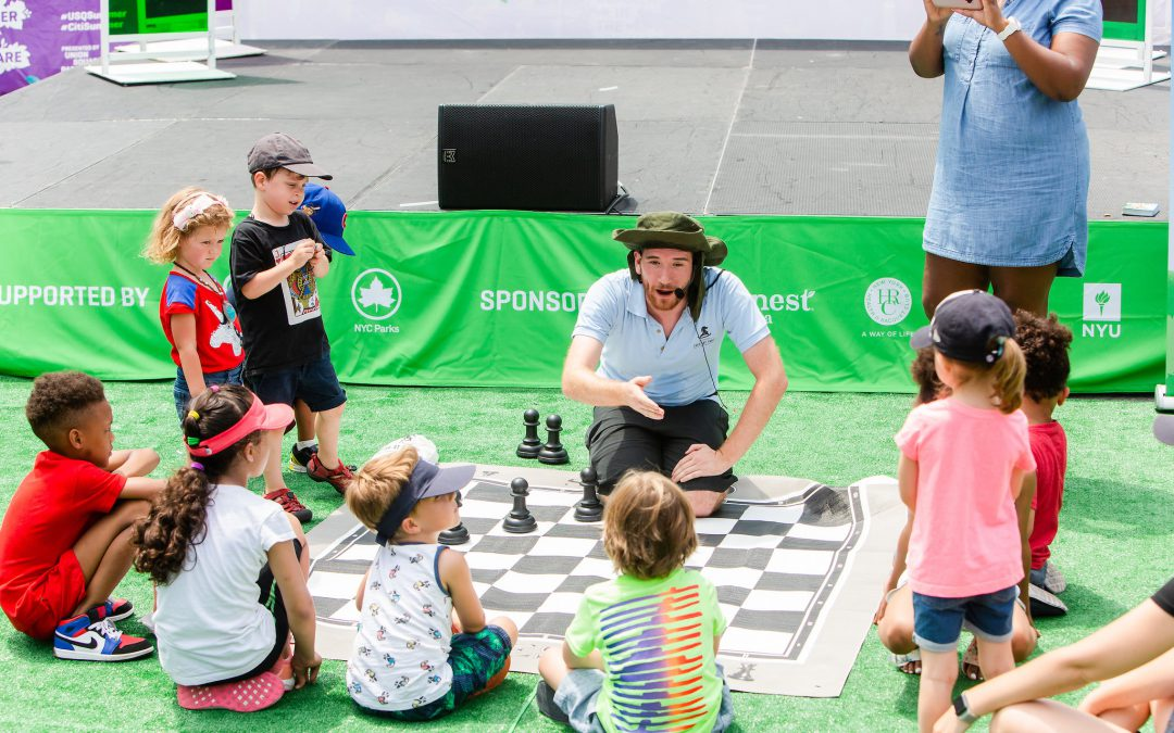 Have Chess at Three at your Event