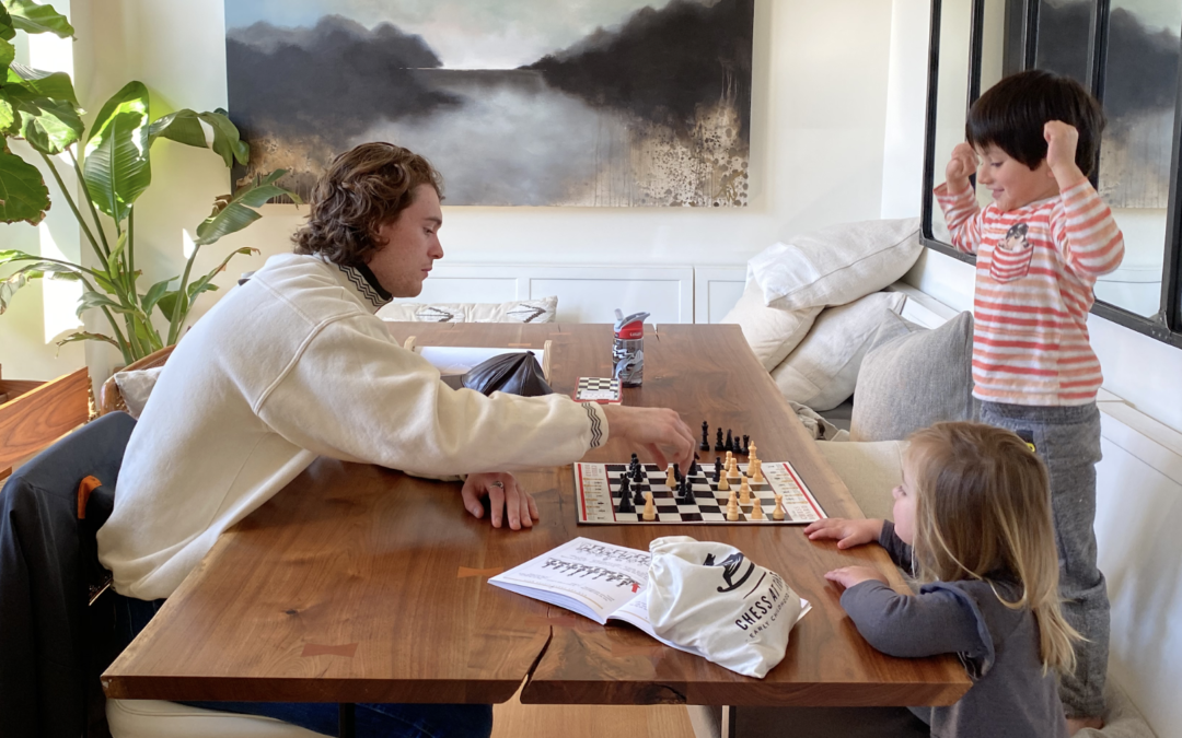 9 Reasons to Sign Your Child Up for Chess Lessons!