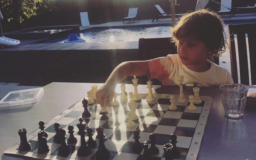 7 Reasons to Spend your Summer with Chess at Three