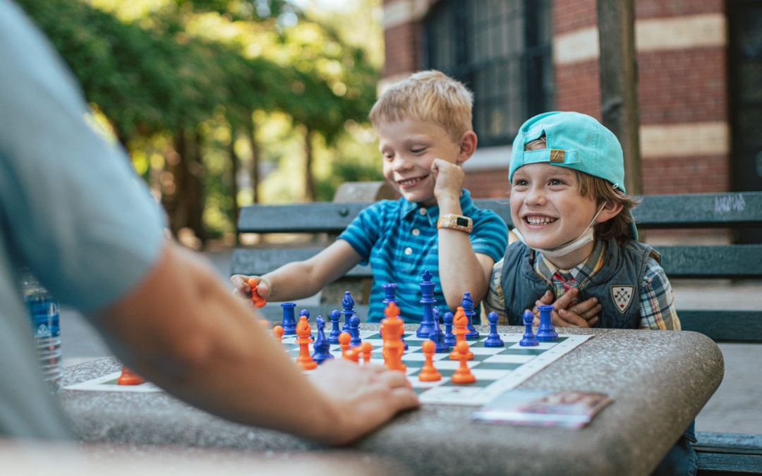 Seven Ways Chess Will Engage Your Child's Social Skills After Time at Home